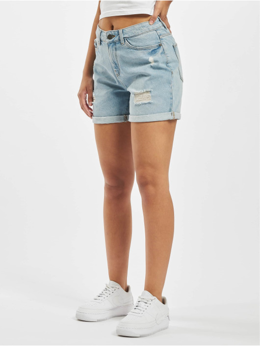 Noisy May Shorts nmSmiley NW Dest Noos blå