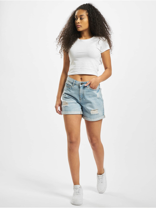 Noisy May Shorts nmSmiley NW Dest Noos blau