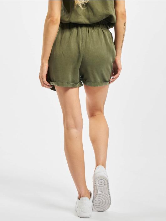 Noisy May shorts nmMaria olijfgroen