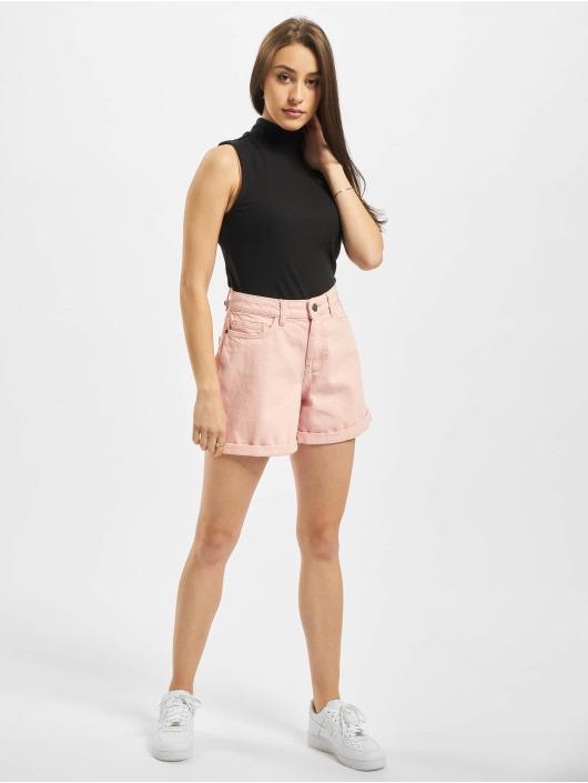 Noisy May Shorts nmSmiley pink