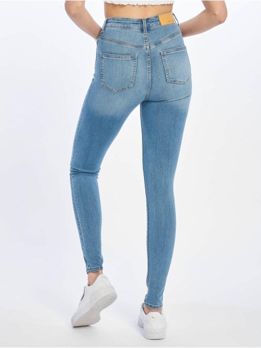 Noisy May Skinny Jeans nmLexi blau