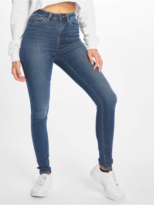 Noisy May Skinny Jeans nmLexi HR Denim CR008DB 2B blau