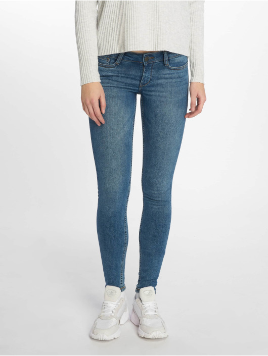 Noisy May Skinny Jeans nmEve Organic blue