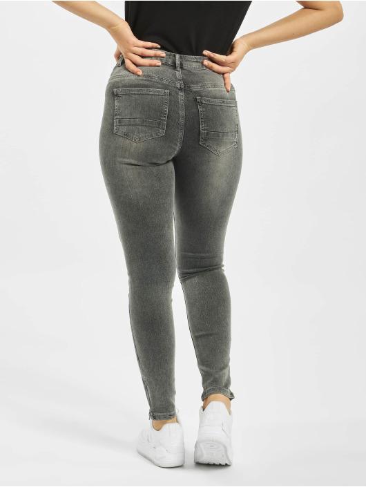 Noisy May Skinny Jeans nmKimmy grau