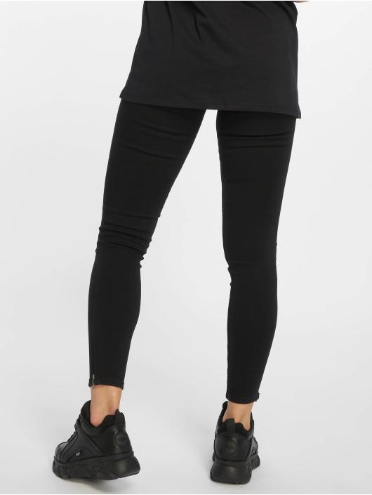 Noisy May Skinny Jeans nmKimmy schwarz
