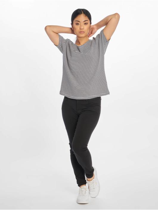 Noisy May Skinny Jeans nmTribeca NR schwarz