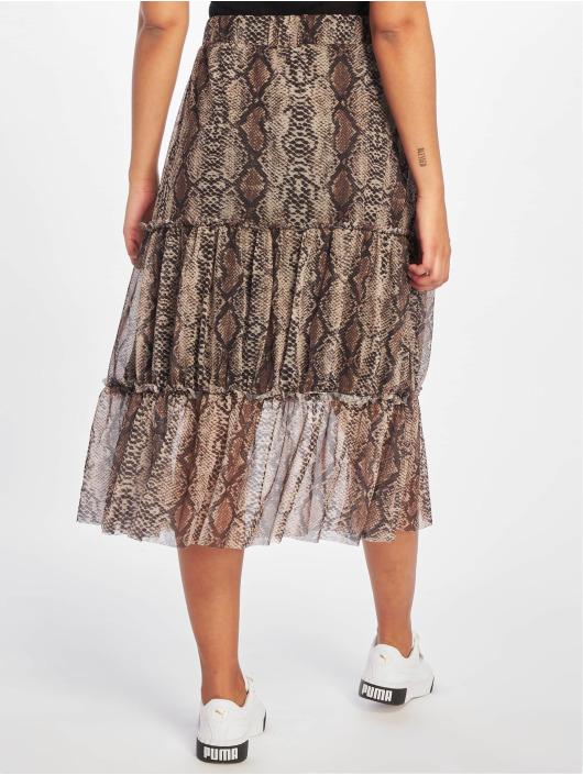 Noisy May Skirt nmViggo Ginny brown