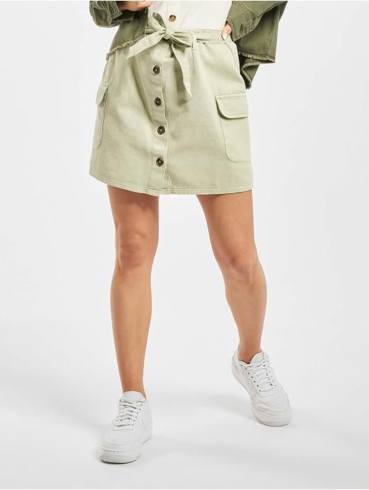Noisy May Skirt nmEllen Short green