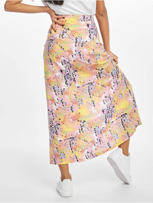 Noisy May Skirt nmSara Midi rose