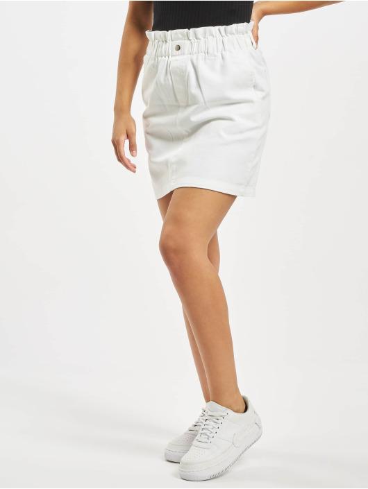 Noisy May Skirt nmJudo white