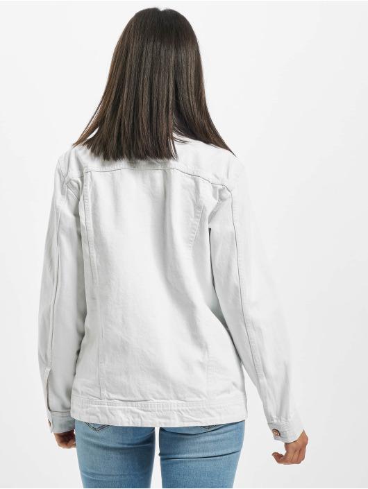 Noisy May Spijkerjasjes nmOle Denim wit