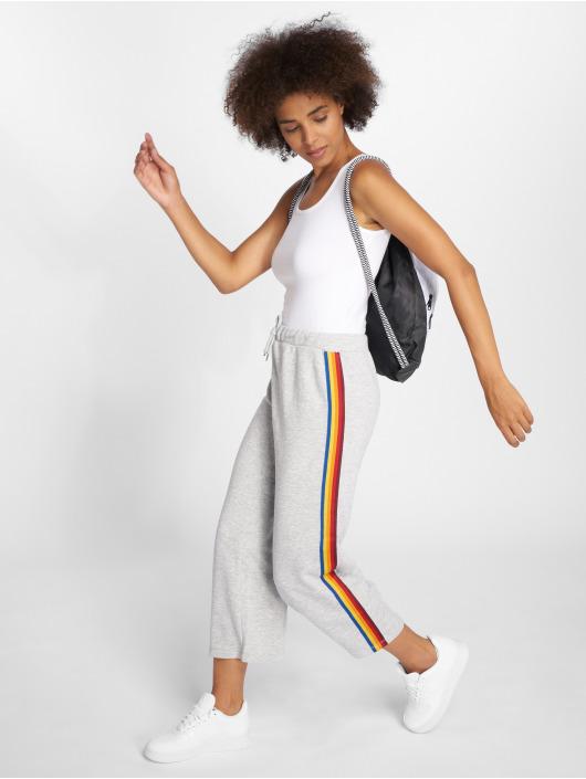 Noisy May Spodnie do joggingu nmPamela Nw 7/8 szary