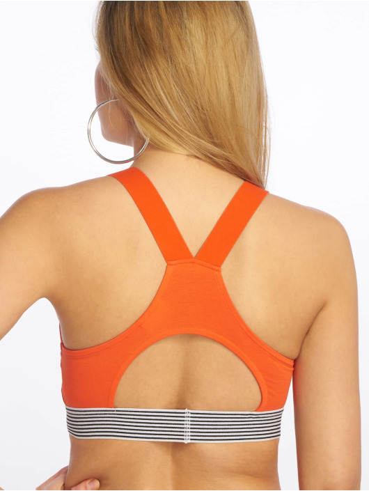 Noisy May Sports Bra nmEva orange