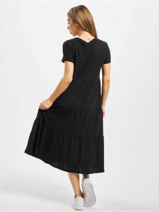 Noisy May Sukienki nmMarble Below Knee czarny