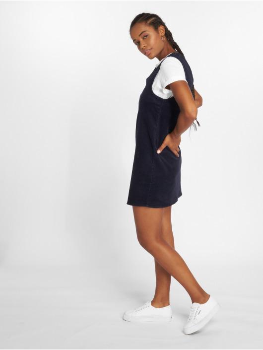 Noisy May Sukienki nmClaire Corduroy niebieski