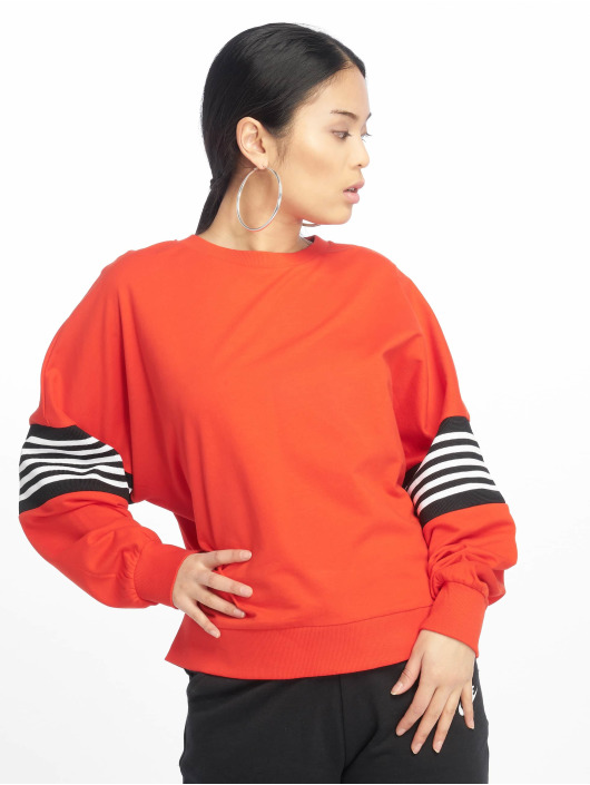 Nmpoppa May Rouge Femme Sweatamp; Noisy 665040 Pull 0Ov8Nmnw
