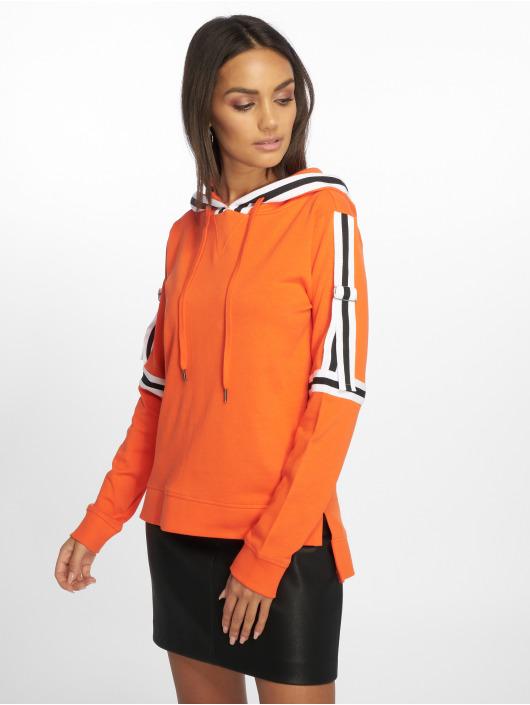 May Sweat Capuche Femme Nmzena Noisy Orange 578129 OPZXuwiTlk