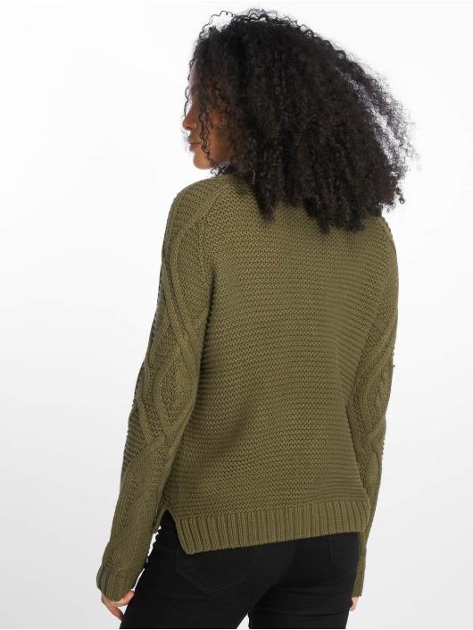 Noisy May Swetry nmCarina oliwkowy