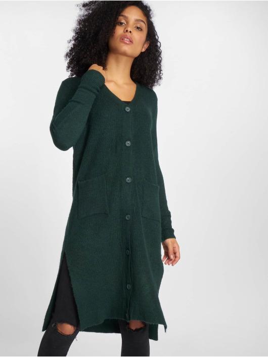 Noisy May Swetry rozpinane nmPiper zielony