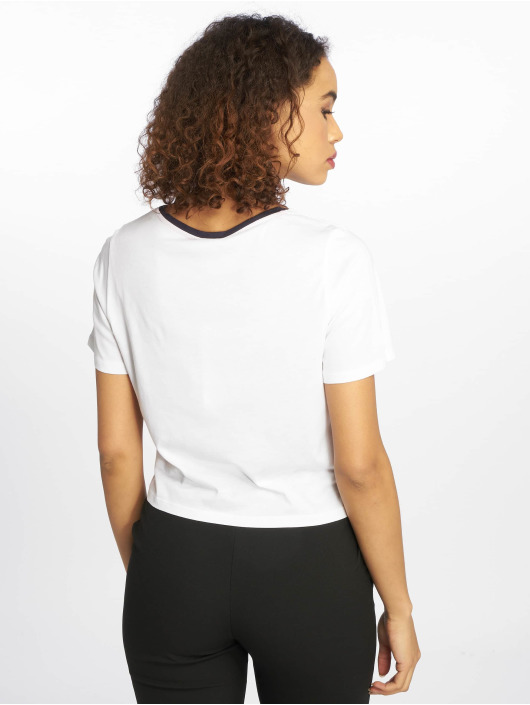 Noisy May T-Shirt nmVinly blanc