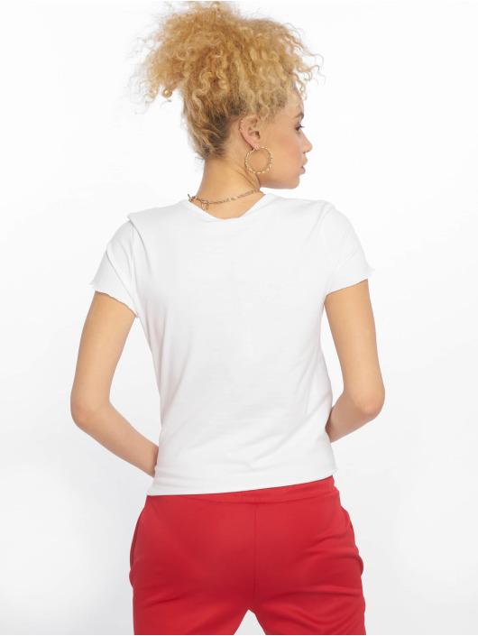 Noisy T Printed Nmella Femme shirt May Blanc 624935 kX0wOPN8nZ