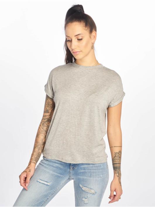 Noisy May T-Shirt nmNola grau