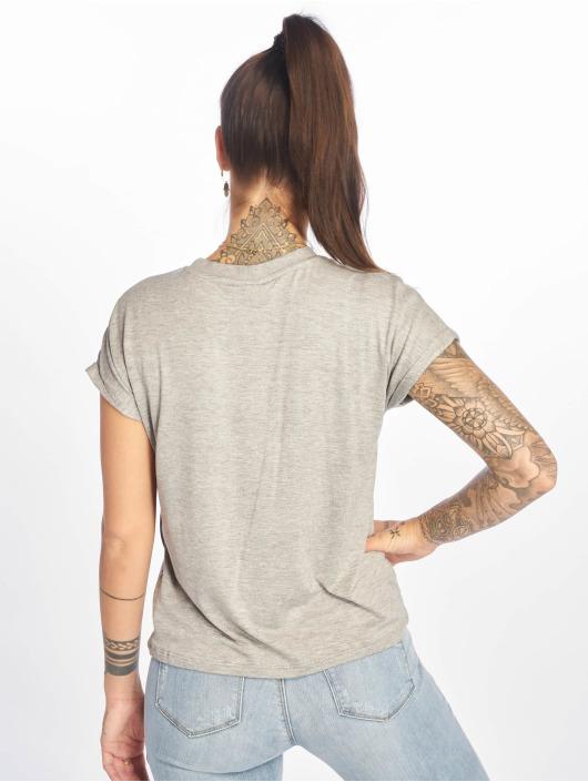 Noisy May T-Shirt nmNola gris