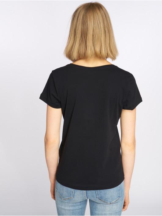 Noisy May T-Shirt nmNate Printed noir