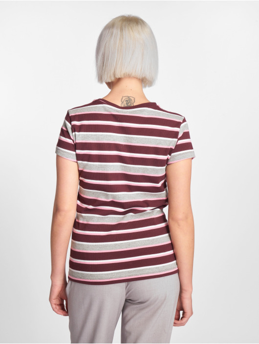 Noisy May T-Shirt nmElse rouge
