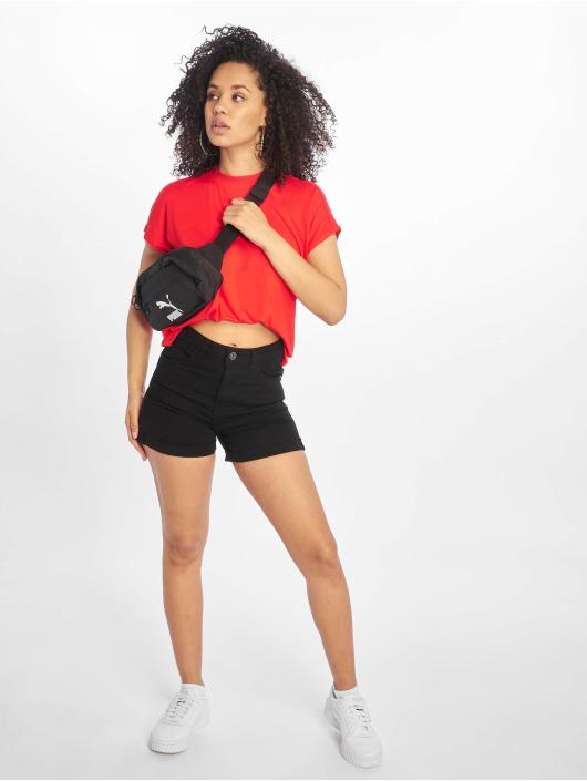 Noisy May T-Shirt nmNola rouge