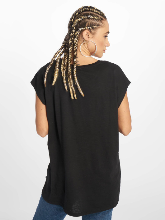 Noisy May T-Shirt nmMathilde schwarz