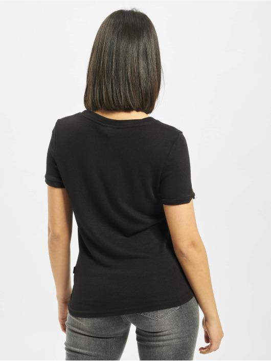 Noisy May T-Shirt nmAvery schwarz