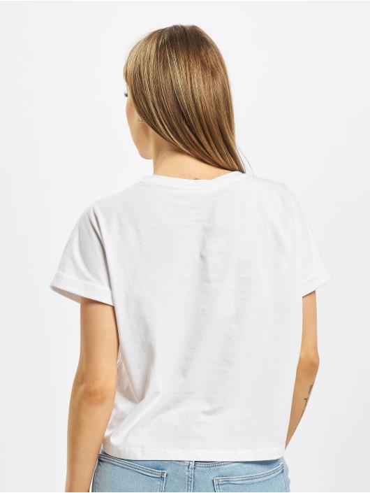 Noisy May T-Shirt nmMacie white