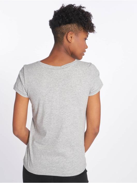 Noisy May T-skjorter nmNate Printed grå