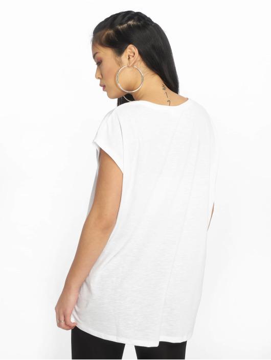 Noisy May T-skjorter nmMathilde hvit