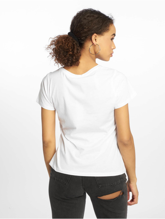 Noisy May T-skjorter nmNateure Dictionary hvit