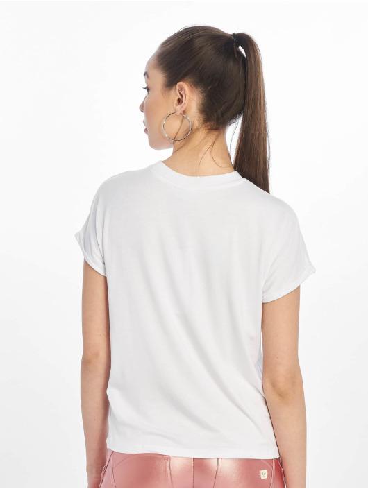 Noisy May T-skjorter nmNola hvit