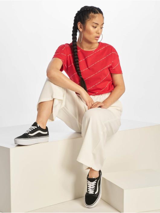 Noisy May T-skjorter nmAlfred Risk Taker red