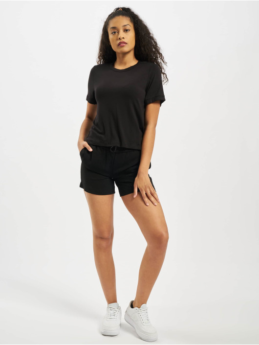 Noisy May Top nmSalle Back Detail black