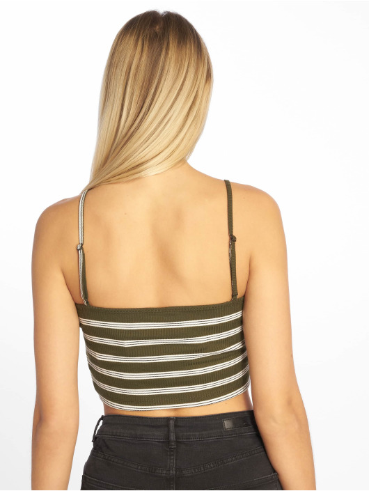 Noisy May Top nmIvy olive