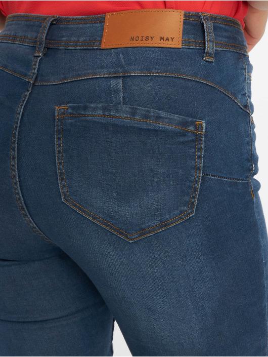 Noisy May Tynne bukser nmJen Normal Waist Noos blå
