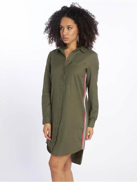 Noisy May Vestido nmCurtis oliva