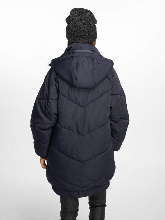 Noisy May Winter Jacket nmAnja blue