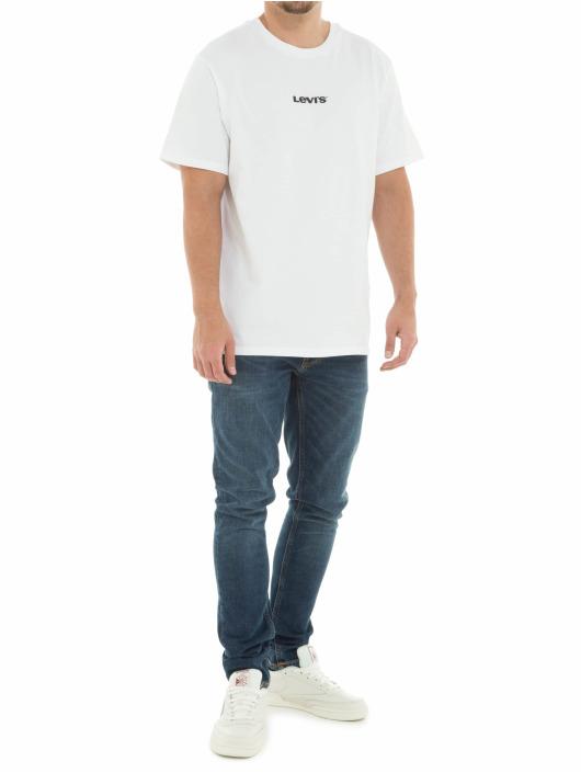 Nudie Jeans Slim Fit Jeans Tight Terry modrá