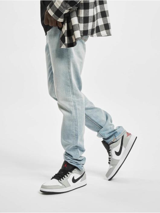 Nudie Jeans Straight Fit Jeans Lena Dean blau