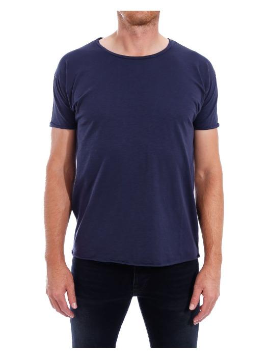 Nudie Jeans T-shirt  blå
