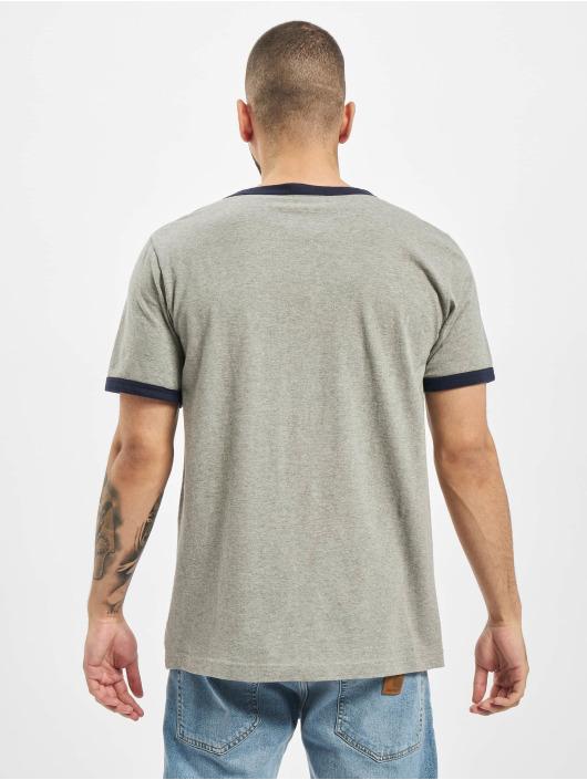 Nudie Jeans T-Shirt Kurt Nudie Jeans Co grau