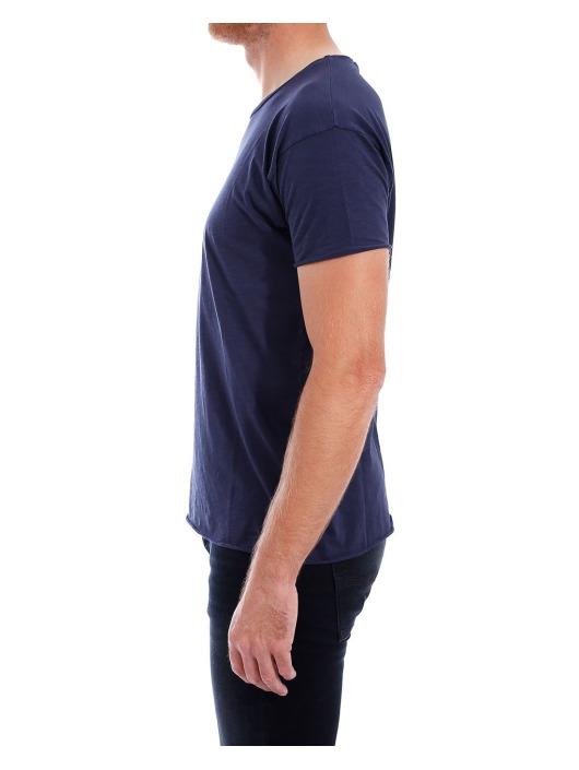 Nudie Jeans T-skjorter  blå