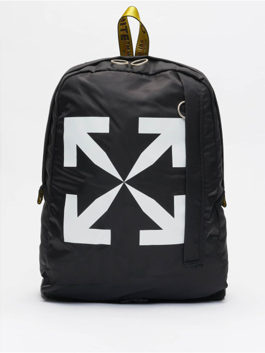 Off-White Backpack ARROW EASY // Warning: Different return policy – item can not be returned black