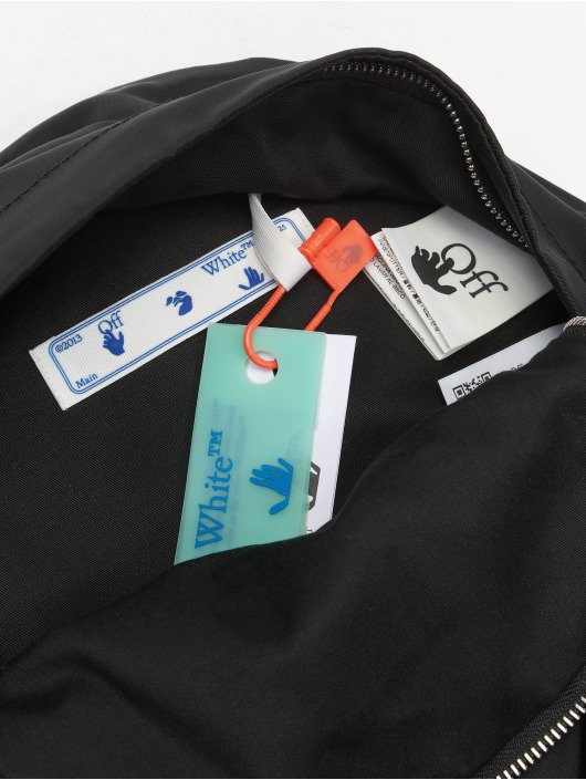 Off-White Backpack Nylon Mini black